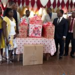 Berekum Area Youth Donates To The Needy