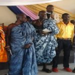 Four Traditional Leaders At Bredu Accept Christ