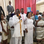 Couple Donates To Kwabenya Point One Central Assembly