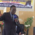 Ministers Are Servants, Stewards And Ambassadors Of God – Apostle Miah