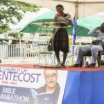 Tema Area Holds Bible Reading Marathon