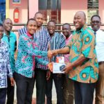 Abuakwa Area Supports News Reporters Team