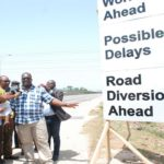 Mallam Junction Road To Be Diverted On Monday