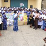 Madina Area Women's Ministry Donates Items To Nsawam Prisons
