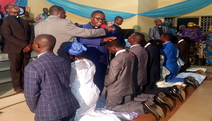 Tamale Area Ordains Six Ministers