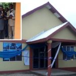 Nweneso District Dedicates 3 Church Buildings