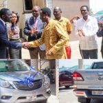Frimps Group Donates Vehicle To PUC