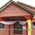 Anogyan District Dedicates Ekurakese Assembly Church Building