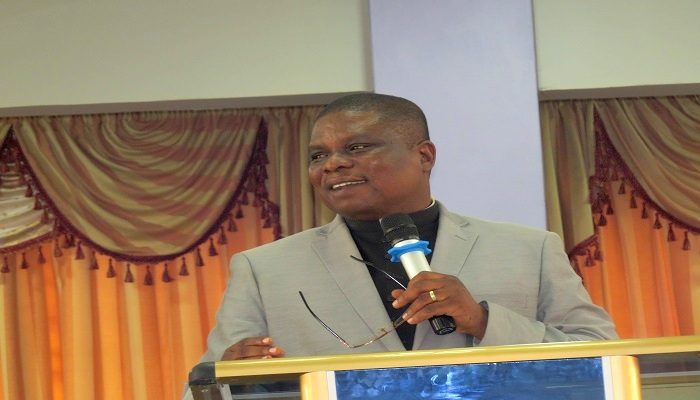 Refuse To Be Bitter – Apostle Appiah Aidoo Tells Christians