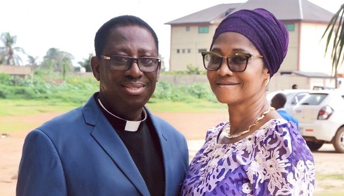 Apostle & Mrs. Osei-Wusu Brempong: Celebrating 33 Years In Full-Time Ministry