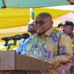 President Akufo-Addo Launches Rural Telephony Project