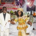 Pastor Asamoah & Family Retire From Active Service After 25 Years