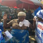 Achimota Area Ministers' Wives Win 22 Souls At Dome Market