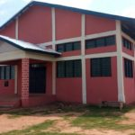 Nyamebekyere 1 Church Building Dedicated