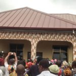 Chairman Dedicates Konongo Area Mission House