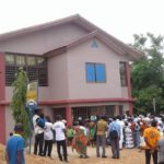 Supanso Assembly Church Building Dedicated