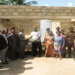 Agona Swedru Area Donates To Osamkrom Prison Camp