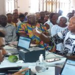 North Kaneshie Central Assembly Organises Free NHIS Registration