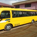 Couple Donates Bus To New Tafo Area Women's Ministry