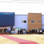 Osei Kwame 'Despite' Builds Ultramodern Police Station At Tesano