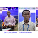 Apostles Dr Walker, S. Y. Antwi, Zabre And Prophet Kankam Elected Onto The Executive Council