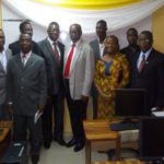 Agormanya Ministers And Wives Visit Akosombo District