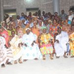 Mamprobi District Men's Ministry Holds 'Traditional Night'