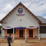 Yendi Area Dedicates New Area Office