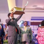 National Music Committee Honours Chairman & Wife