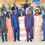Abuakwa Area Holds First Ministers' Ordination Service