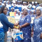 Yennyawoso Women's Ministry Gives To Orphanage