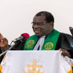 Rev. Prof. J.O.Y Mante Is New Moderator Of Presbyterian Church Of Ghana