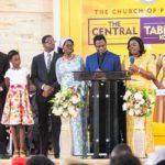 Apostle Nyamekye & Family Leave Koforidua