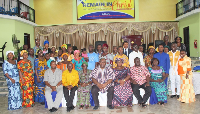 Abuakwa Area Holds Prayer Meeting With New Ministers