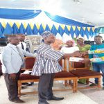 Airport Assembly Gives To Domwine District