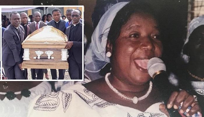 Mrs. Sophia Archer Laid To Rest